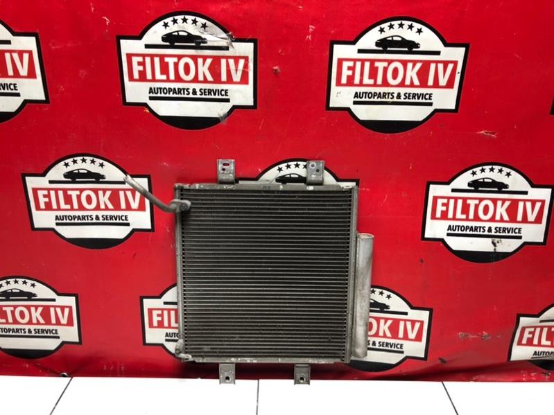 Радиатор кондиционера Toyota Passo KGC30 1KRFE 2010