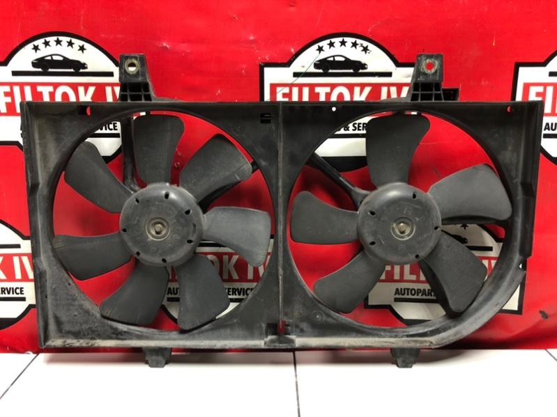 Диффузор радиатора Nissan Wingroad WFY11 QG15DE 1999