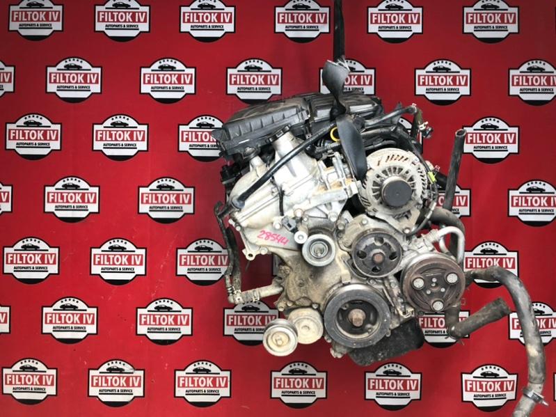 Двигатель Mazda Axela BK5P ZYVE 2008