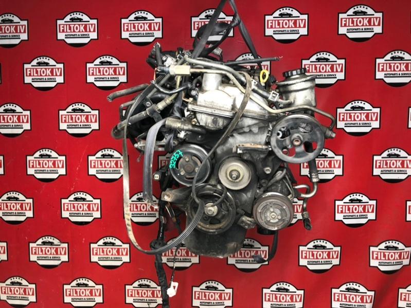 Двигатель Toyota Platz SCP11 1SZFE 2003