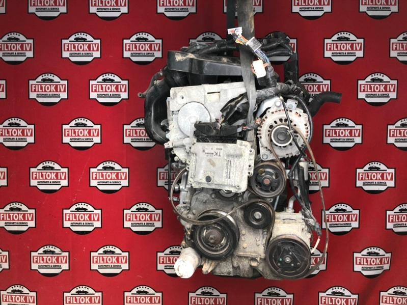 Двигатель Nissan X-Trail T31 QR25DE 2007