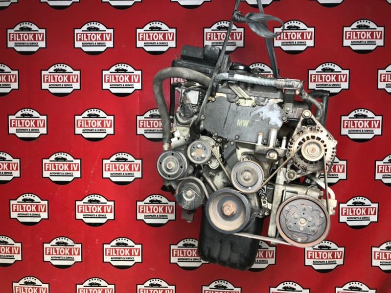 Двигатель Nissan Cube Z10 CG13DE 1999