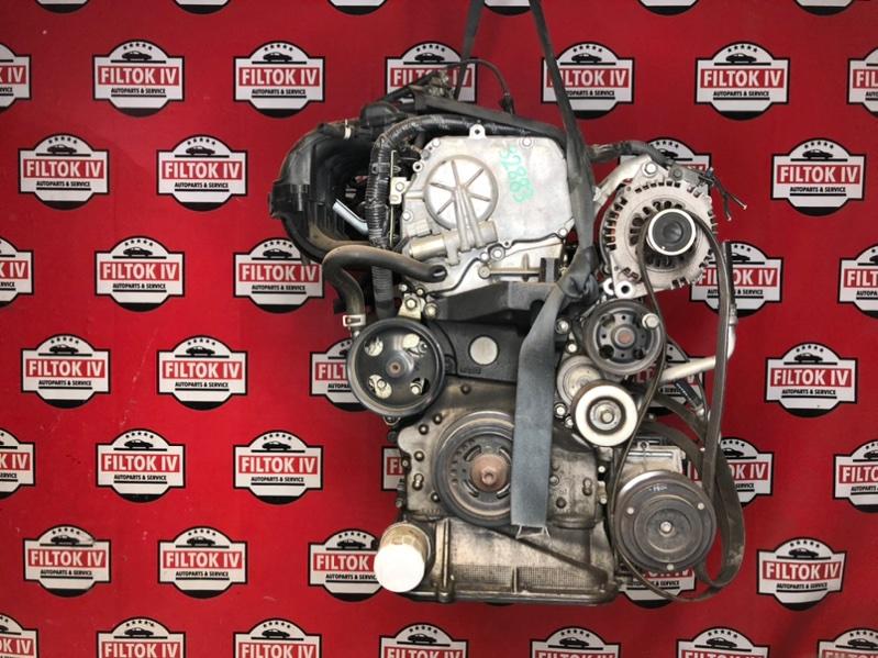 Двигатель Nissan Presage TU31 QR25DE 2007