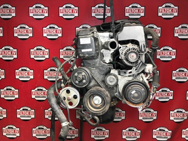 Двигатель Toyota Altezza GXE10 1GFE BEAMS 2001
