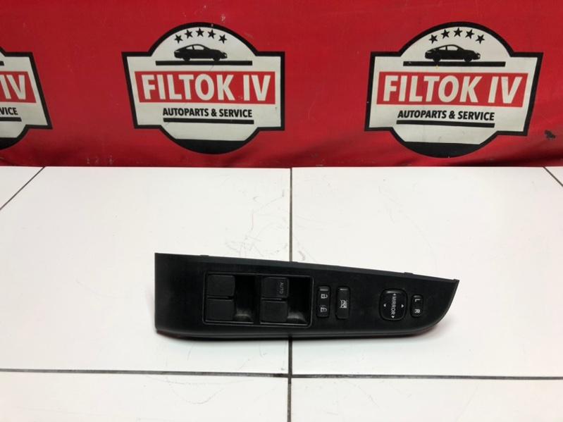 Блок управления стеклоподъемниками Toyota Camry ASV50 2ARFE 2012 передний левый