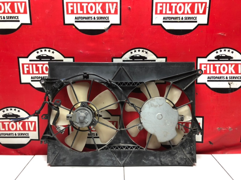 Диффузор радиатора Toyota Caldina AZT241 1AZFSE 2007