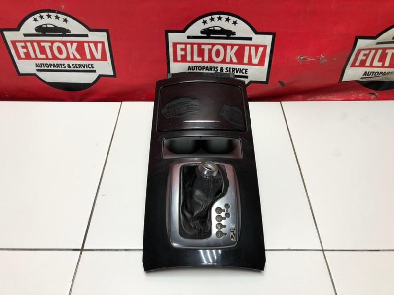 Консоль акпп Infiniti Fx35 S51 VQ35HR