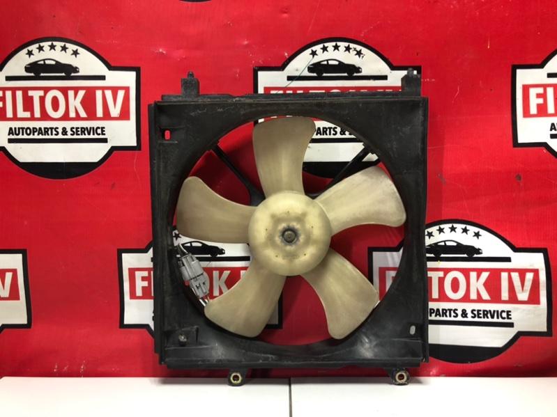 Диффузор радиатора Toyota Caldina ST215 3SFE 1999