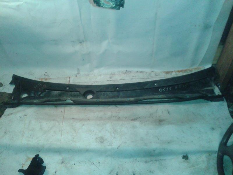 Решетка под дворники Nissan Sunny FB15 QG15 1999