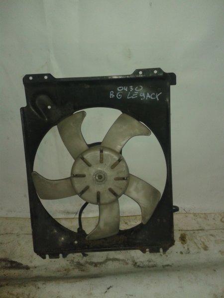 Диффузор радиатора Subaru Forester SF5 EJ20 1997