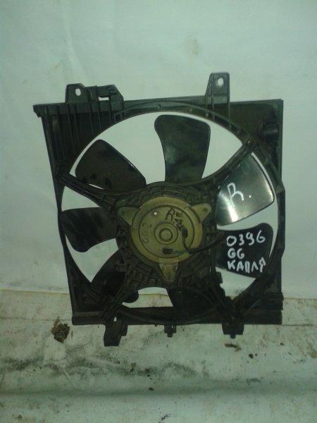 Диффузор радиатора Subaru Impreza GG EJ15 2002 правый