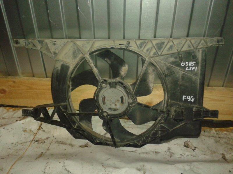 Диффузор радиатора Renault Laguna 2F1 F9Q 2003
