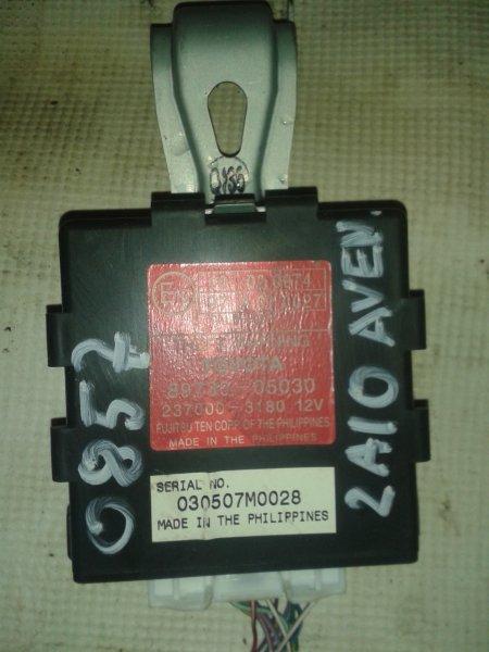 Блок сигнализации Toyota Avensis ZZT251 1ZZ-FE 2003