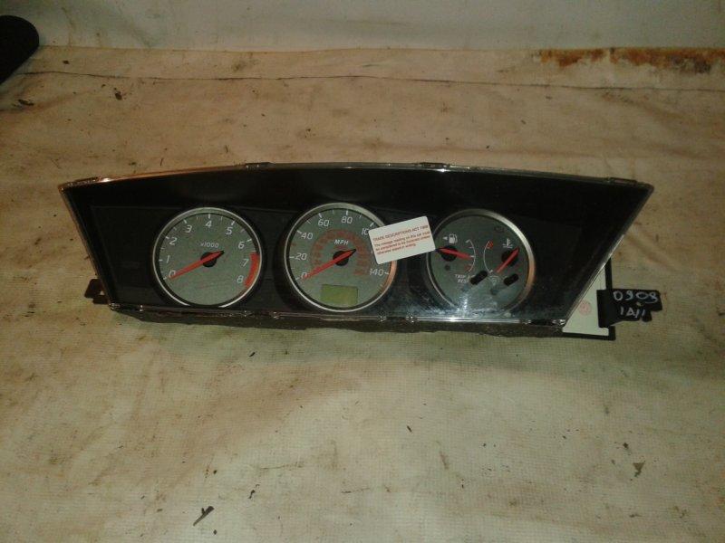 Щиток приборов Nissan Primera P12 QG18 2003