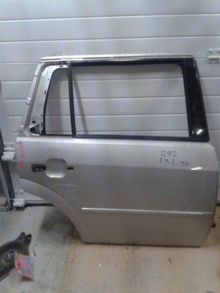 Дверь Ford Mondeo 3 CJBB 2001 задняя правая