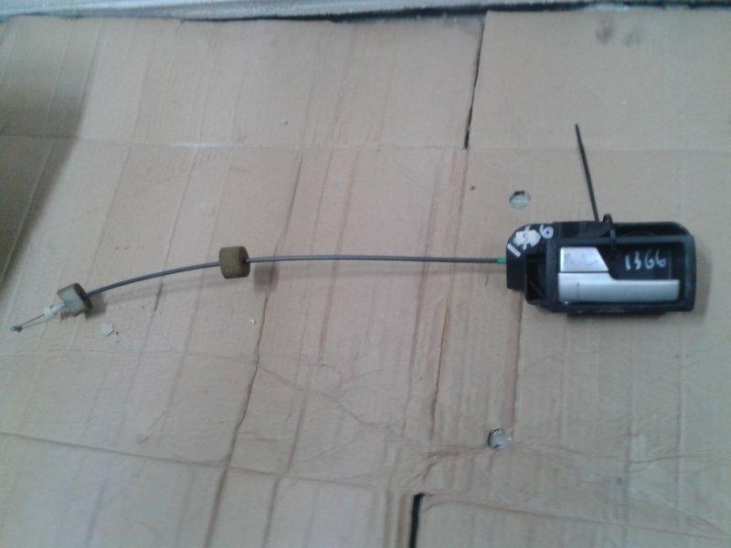 Ручка двери внутренняя Ford Mondeo 3 CJBB 2001 задняя левая