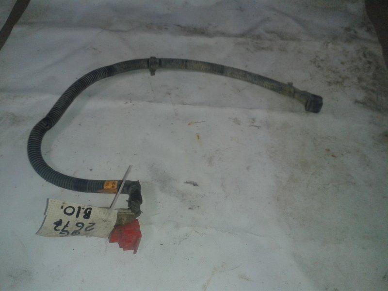 Провод на аккумулятор Nissan Almera Classic B10 QG16 2007