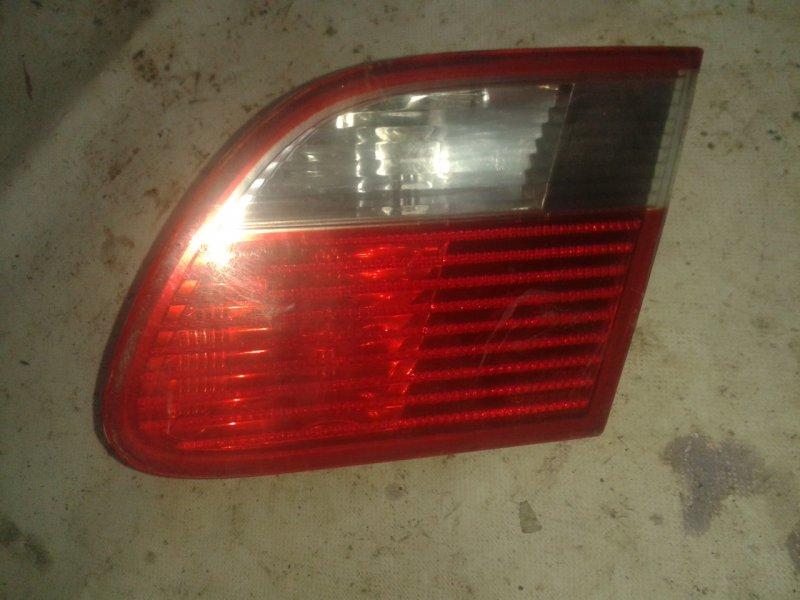 Фонарь в крышку багажника Fiat Albea 2007 правый
