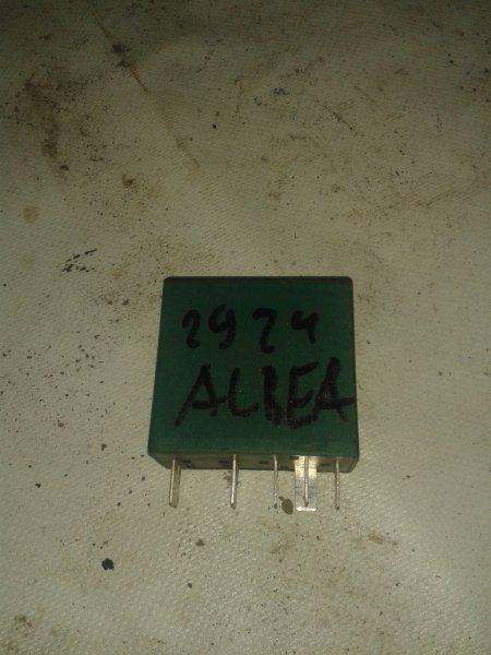 Реле открывания дверей Fiat Albea 2007