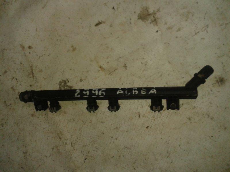 Рампа топливная Fiat Albea 2007