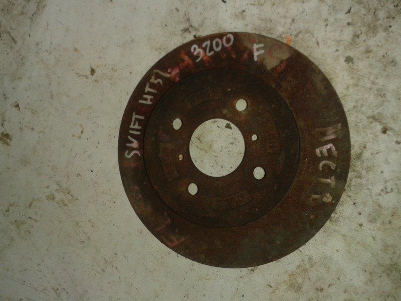 Диск тормозной Suzuki Swift HT51 передний