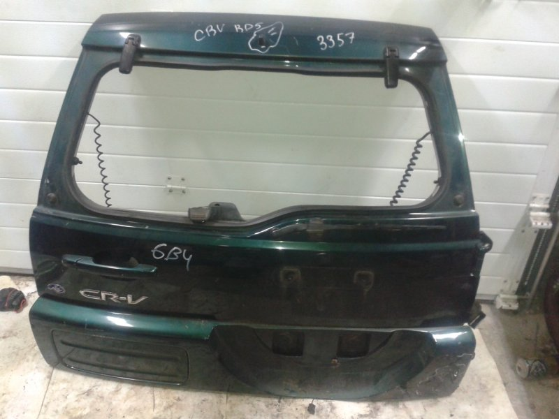 Крышка багажника Honda Cr-V RD8 K20 2003