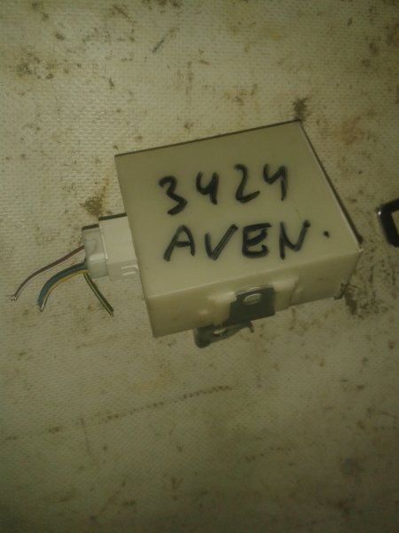 Блок центрального замка Toyota Avensis ZZT251 1ZZ 2004