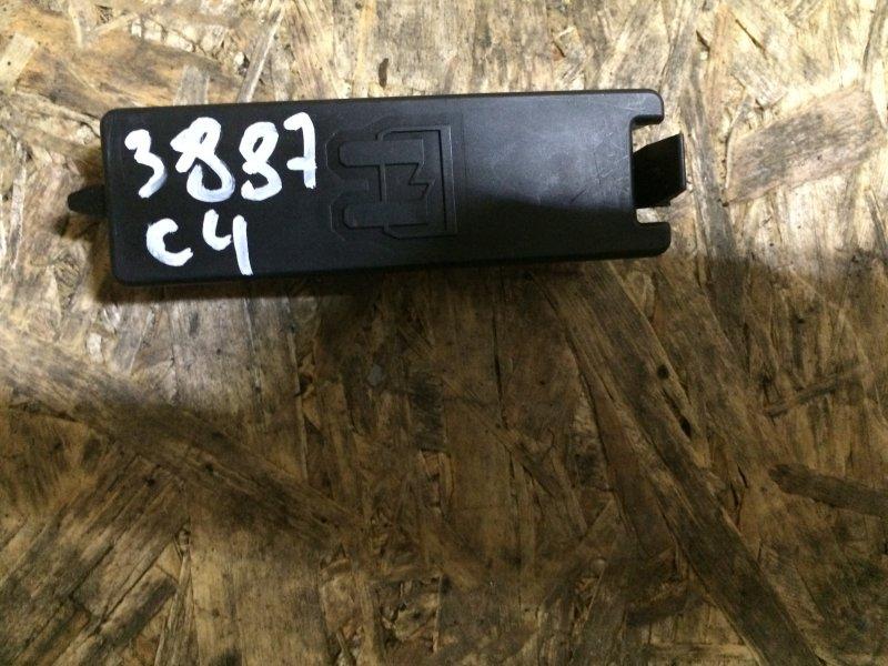 Крышка блока предохранителей Citroen C4 5 DOOR TU5JP4 2007
