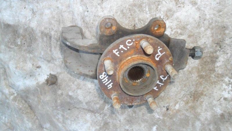 Кулак поворотный Ford Tourneo Connect 1.8 TD 2007 передний правый