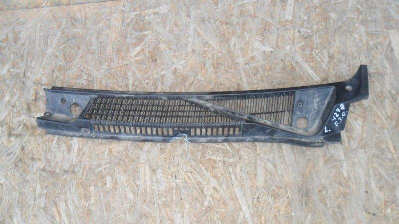 Решетка под дворники Ford Tourneo Connect 1.8 TD 2007 левая