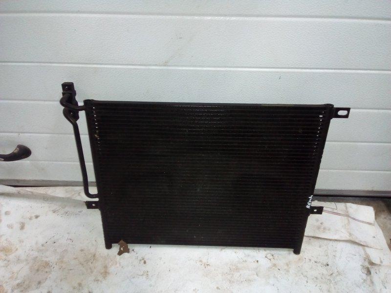 Радиатор кондиционера Bmw 3 E46 M54 2003