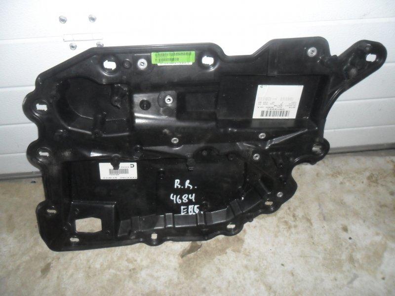 Шумоизоляция двери Bmw 7 E65 задняя правая