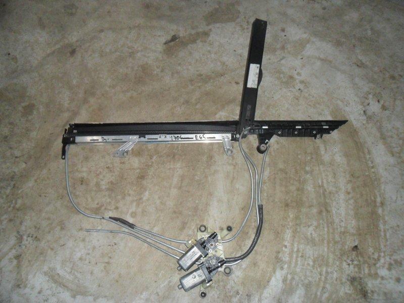 Шторка двери Bmw 7 E65 задняя правая