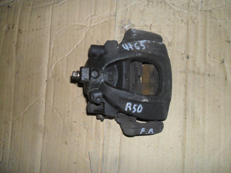 Суппорт тормозной Mini Cooper R50 1.6 2002 передний правый