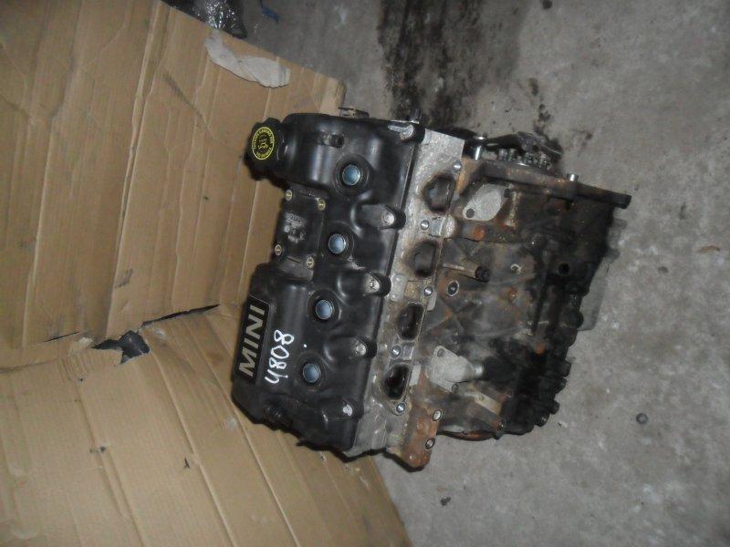 Двигатель Mini Cooper R50 1.6 2002