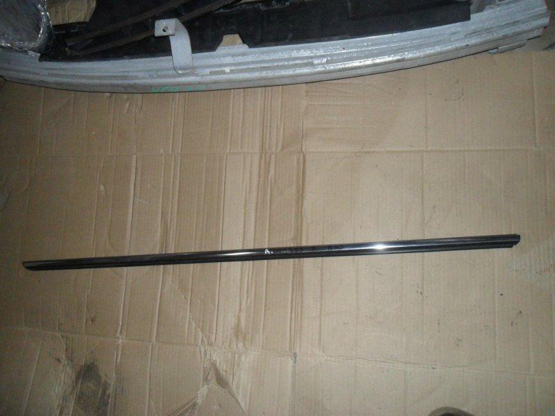 Молдинг стекла двери Mini Cooper R50 1.6 2004 правый