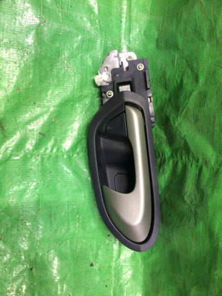 Ручка двери внутренняя Honda Civic 4D FD1 R18A 2006 задняя левая