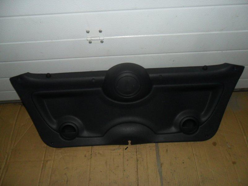 Обшивка крышки багажника Mini Cooper R50 1.6 2002