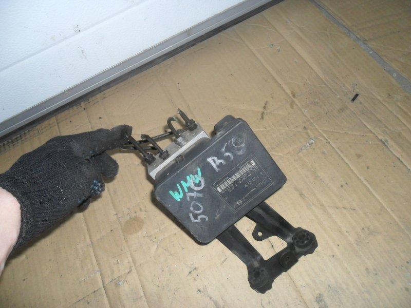 Блок abs Mini Cooper R50 1.6 2002