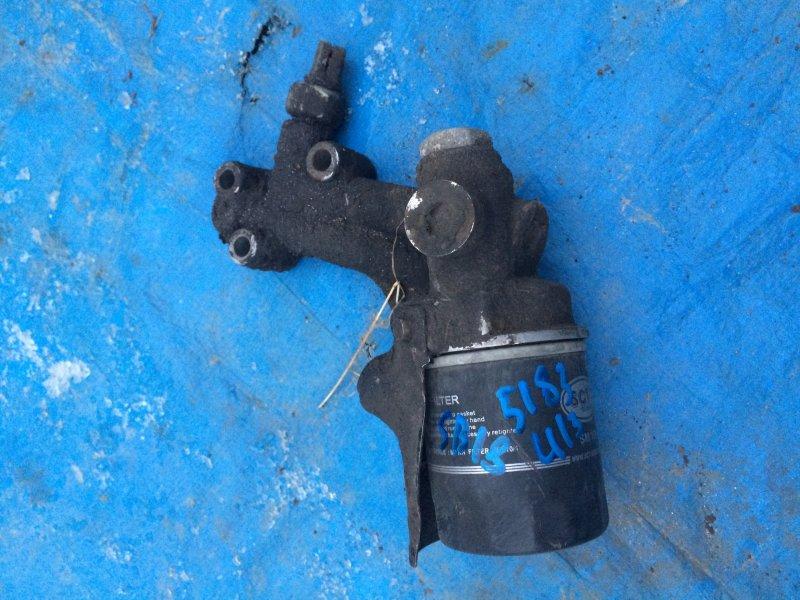 Кронштейн масляного фильтра Nissan Bluebird U13 SR18DE 1993