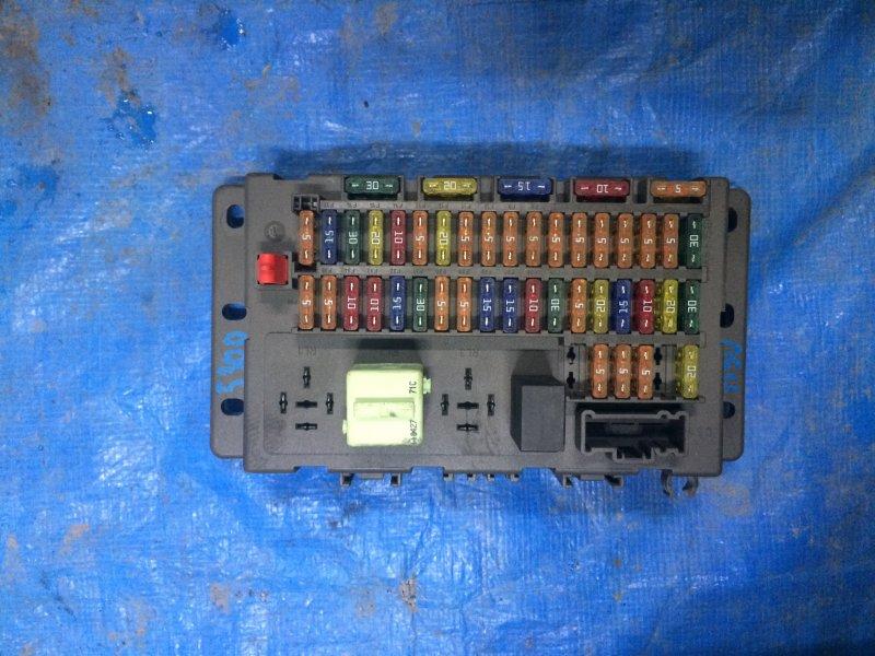 Блок предохранителей Mini Cooper R50 1.6 2002