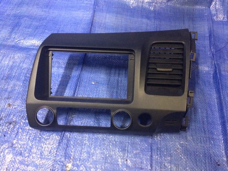 Рамка магнитоллы Honda Civic 4D FD1 R18A 2006