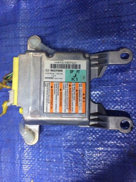 Блок управления air bag Subaru Impreza GH3 EL15 2007