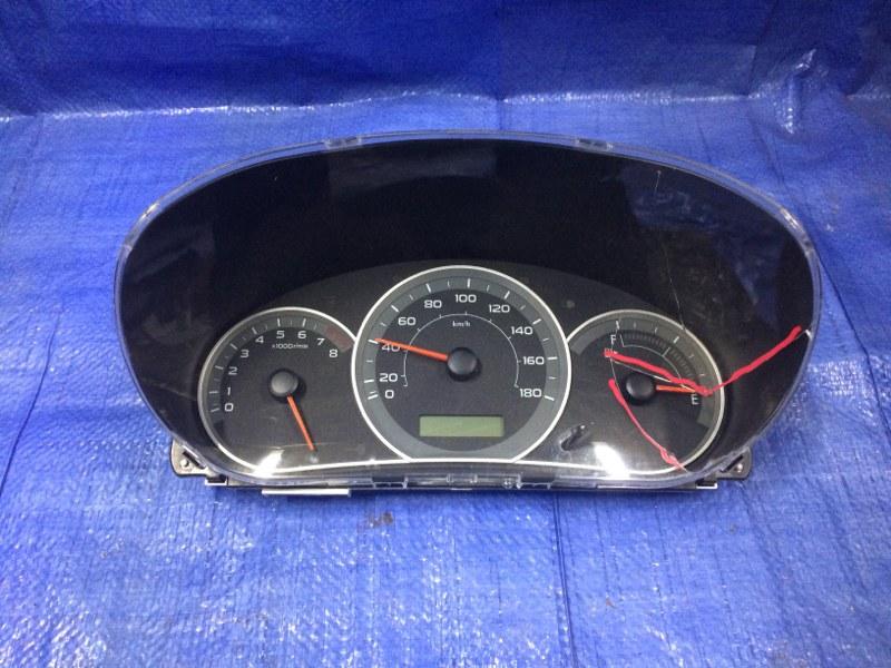 Щиток приборов Subaru Impreza GH3 EL15 2007