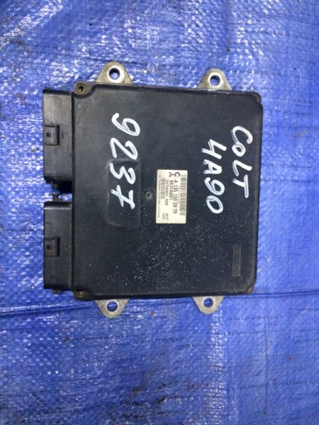 Блок управления двигателем Mitsubishi Colt Z34 4A90