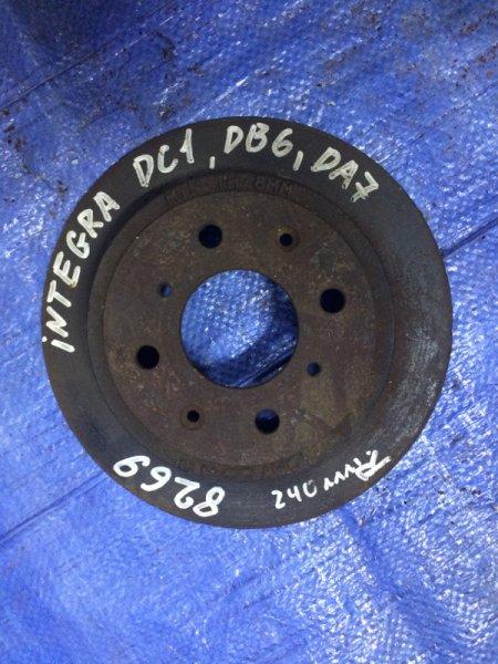 Диск тормозной Honda Integra Da7 DA7