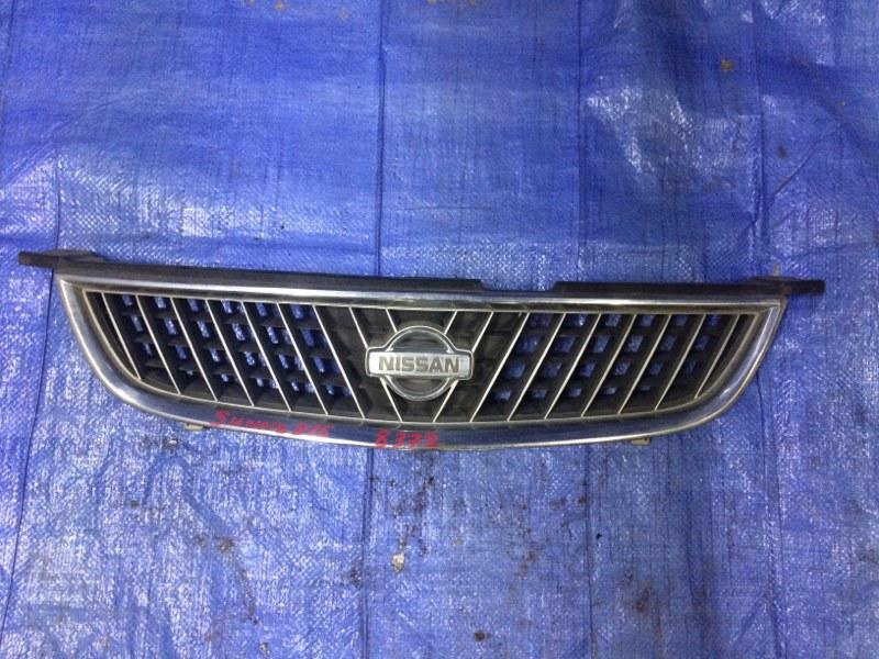 Решетка радиатора Nissan Sunny SB15 YD22 1999