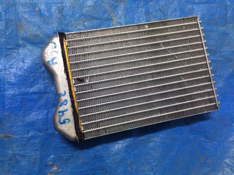 Радиатор печки Mini Cooper R50 1.6 2004
