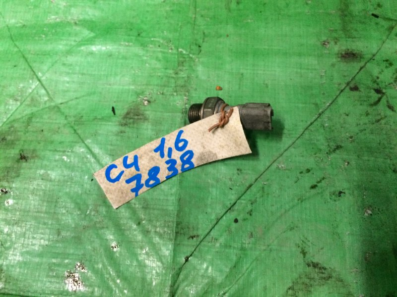 Датчик давления масла Citroen C4 5 DOOR TU5JP4 2007