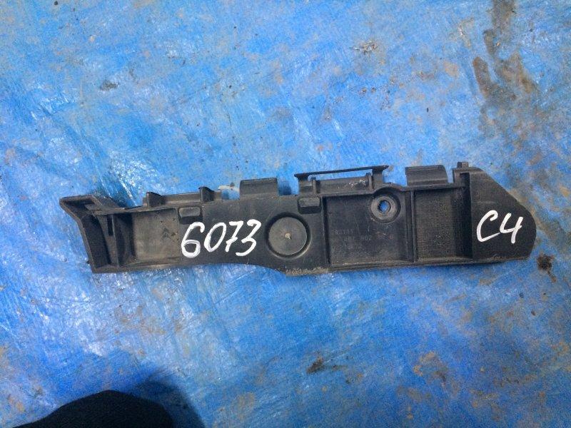 Крепление бампера Citroen C4 5 DOOR TU5JP4 2007 заднее левое